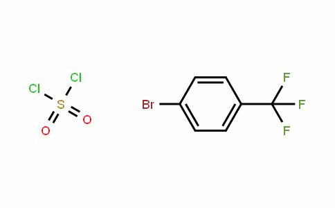 2-溴-5-(三氟甲基)苯磺酰氯