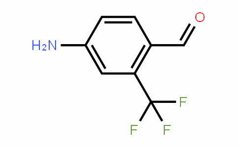 4-Amino-2-(trifluoromethyl)benzaldehyde