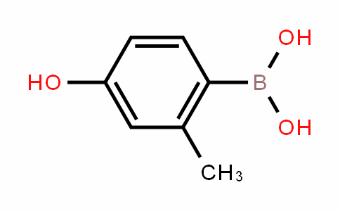 4-Hydroxy-2-methylphenylboronic acid