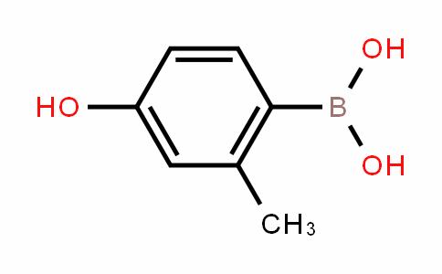 4-羟基-2-甲基苯硼酸