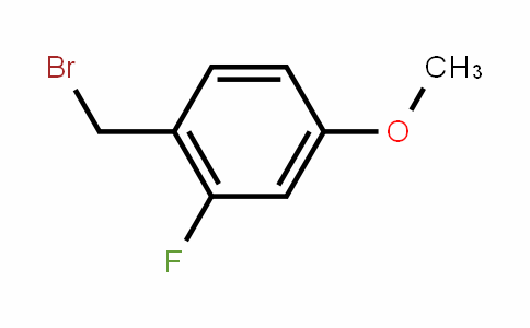 1-(Bromomethyl)-2-fluoro-4-methoxybenzene