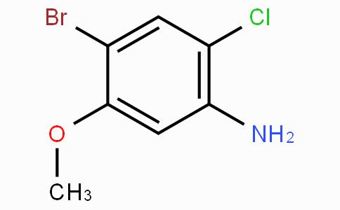 4-Bromo-2-chloro-5-methoxyaniline