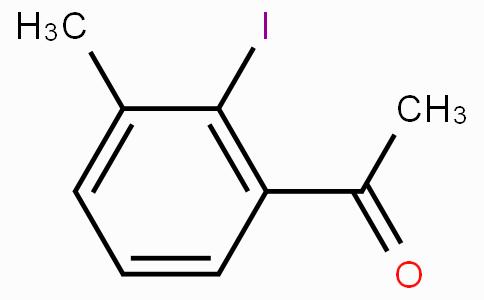 2'-Iodo-3'-methylacetophenone