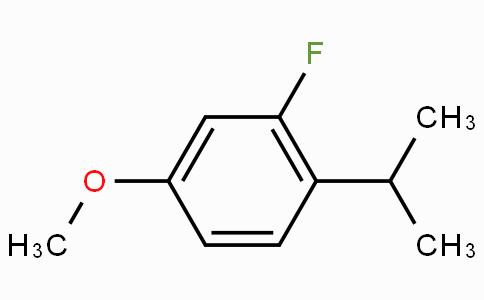 2-(2'-Fluoro-4'-methoxyphenyl)propane