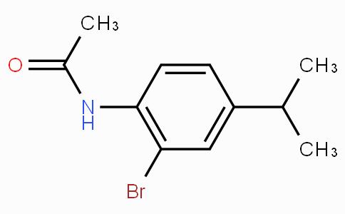 2-(4'-Acetamido-3'-bromophenyl)propane