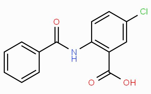2-Benzamido-5-chlorobenzoic acid