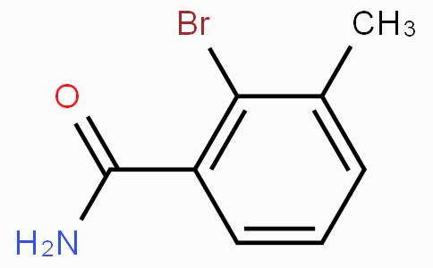 2-Bromo-3-methylbenzamide