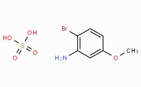 2-Bromo-5-methoxyaniline sulphate