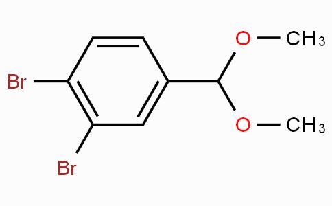 3,4-Dibromobenzaldehyde dimethyl acetal