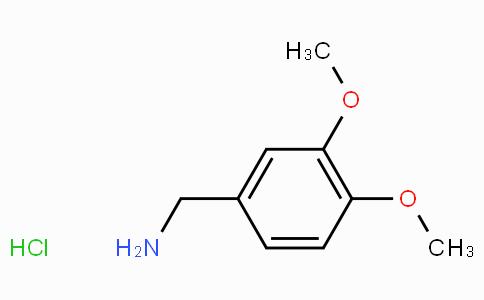 3,4-二甲氧基苄胺