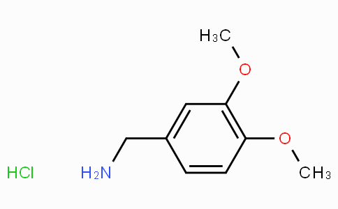 3,4-Dimethoxybenzylamine hydrochloride