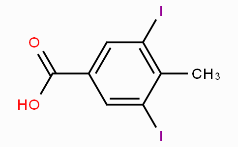 3,5-Diiodo-4-methylbenzoic acid