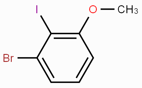 3-Bromo-2-iodoanisole