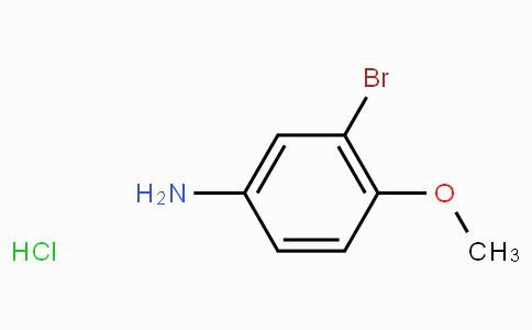 3-溴-4-甲氧基苯胺