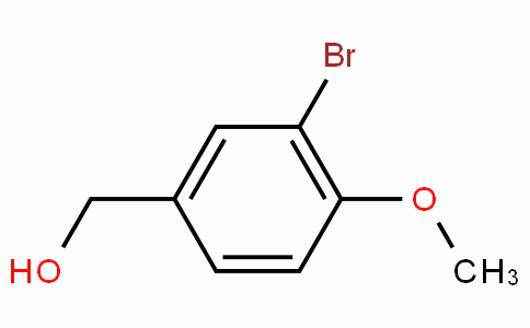 3-Bromo-4-methoxybenzyl alcohol