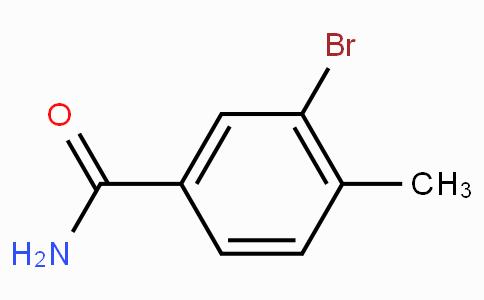 3-溴-4-甲基苯甲酰胺