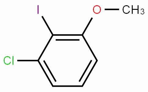 3-Chloro-2-iodoanisole
