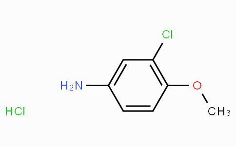 4-甲氧基-3-氯苯胺(HCL)