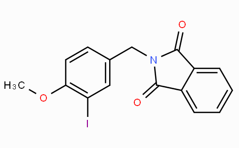 3-Iodo-4-methoxybenzylphthalimide