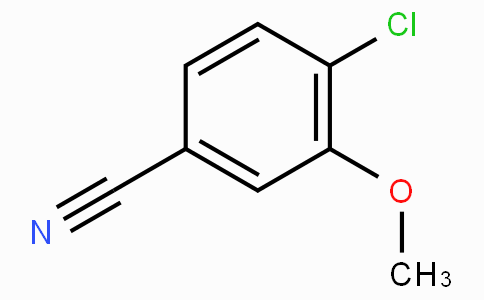 4-Chloro-3-methoxybenzonitrile