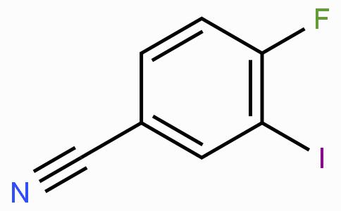4-Fluoro-3-iodobenzonitrile