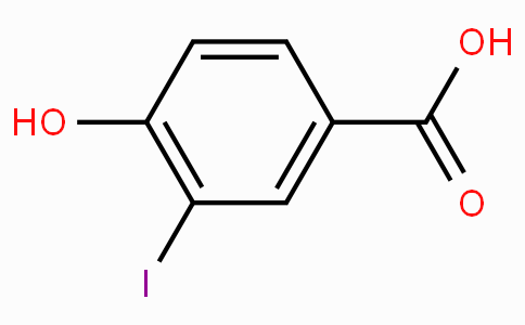 4-羟基-3-碘苯甲酸