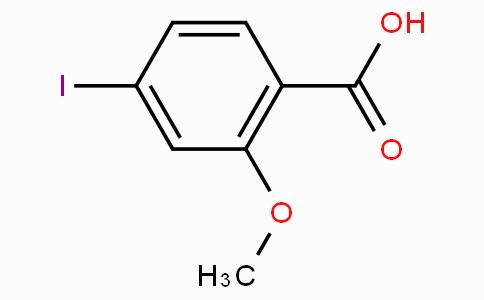 4-碘-2-甲氧基苯甲酸