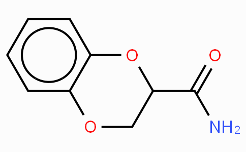 5-Carboxamido-1,4-benzodioxane