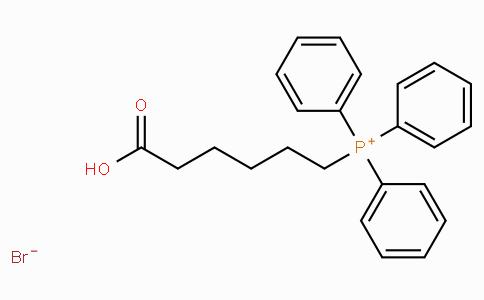 5-Carboxypentyltriphenylphosphonium bromide