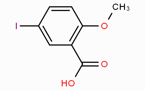 5-Iodo-2-methoxybenzoic acid
