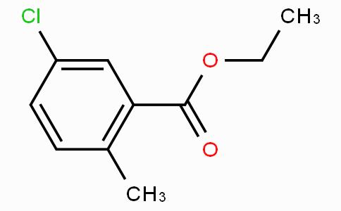 Ethyl 5-chloro-2-methylbenzoate