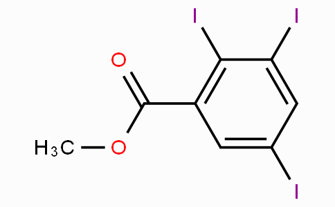 Methyl 2,3,5-triiodobenzoate