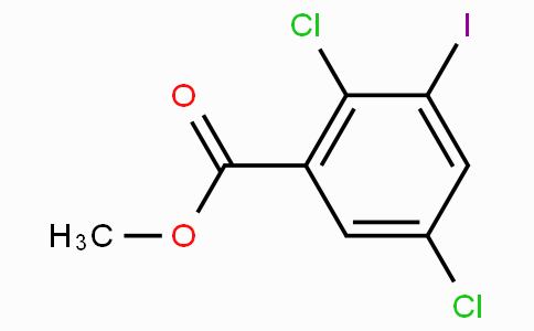 Methyl 2,5-dichloro-3-iodobenzoate