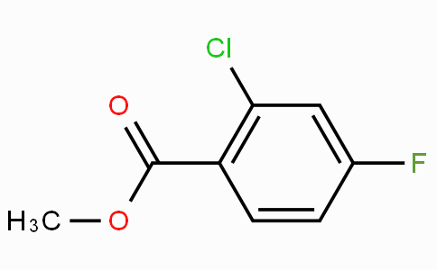 Methyl 2-chloro-4-fluorobenzoate