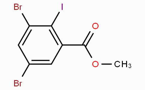 Methyl 3,5-dibromo-2-iodobenzoate