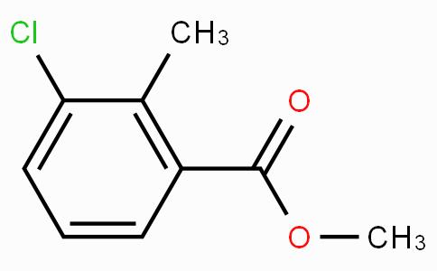 Methyl 3-chloro-2-methylbenzoate