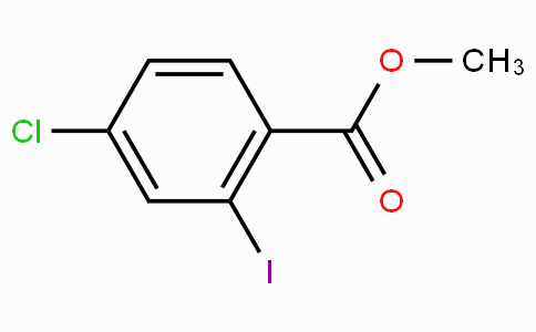 Methyl 4-chloro-2-iodobenzoate