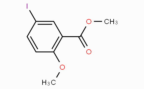 Methyl 5-iodo-2-methoxybenzoate