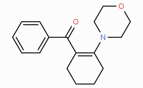 N-(2-Benzoylcyclohexen-1-yl)morpholine