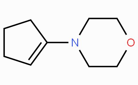 N-(Cyclopnten-1-yl)morpholine