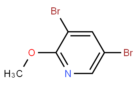 2-Methoxy-3,5-Dibromo-Pyridine
