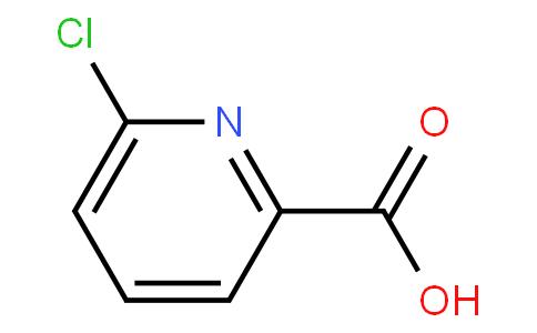 2-氯-6-羧酸吡啶