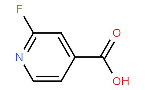 2-氟-4-羧酸吡啶