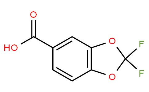 2,2-二氟-1,3-苯并二恶茂-5-甲酸