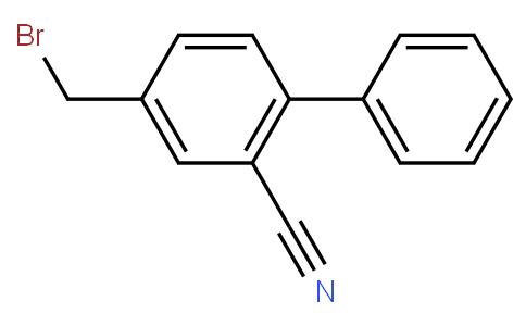 4-Bromomethyl-2-cyanobiphenyl
