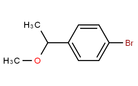 1-(4-bromophenyl)ethyl methyl ether