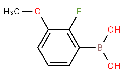2-Fluoro-3-methoxyphenylboronic acid