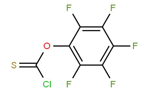 Pentafluorophenyl chlorothionoformate