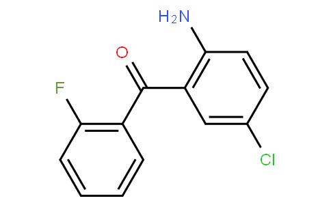 2-氨基-5-氯-2'-氟二苯甲酮