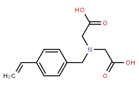 2,2'-((4-vinylbenzyl) imino)diacetic acid